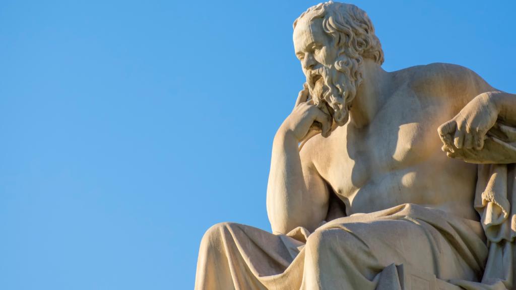 哲学する人
