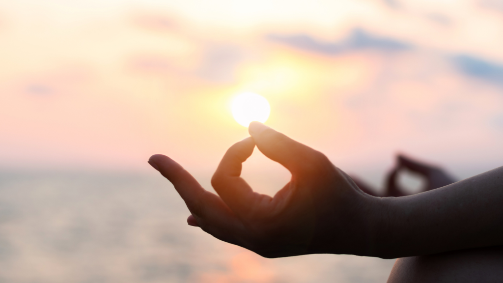 瞑想のゴール